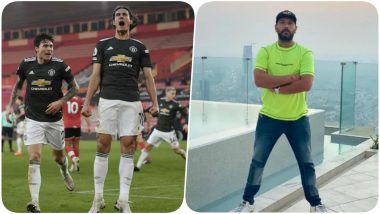 Yuvraj Singh Comes Up With Hilarious Lyrical Post After Edinson Cavani Leads Manchester United to Stunning 3-2 Win Over Southampton in EPL 2020-21