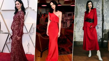 Krysten Ritter Birthday: 5 Outfit That Prove the Actress' Love Affair With the Colour Red (View Pics)