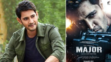 Major First Look Out! Mahesh Babu Unveils Adivi Sesh's Look As Major Sandeep Unnikrishnan; Film To Release In Theatres In Summer 2021 (View Poster)