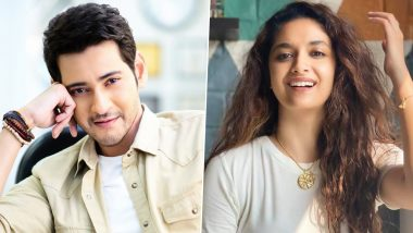 Mahesh Babu and Keerthy Suresh Are the Most Tweeted South Superstars in 2020