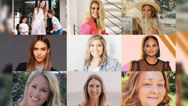 Top Nine Inspiring Moms of 2020