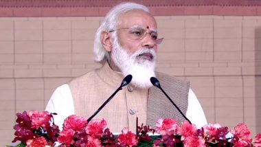'New Parliament Building Will Become Witness to Creation of Aatmanirbhar Bharat', Says PM Narendra Modi After Central Vista Bhoomi Pujan
