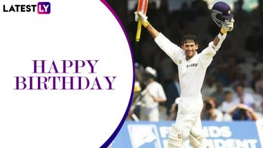 Ajit Agarkar Birthday Special: From Century At Lords to Six-Fer in Melbourne, Best Performances By Former Indian Cricketer