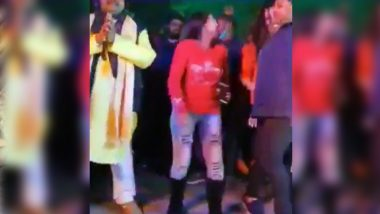 JDU MLA Gopal Mandal Drags God in Controversy After His Video Dancing With Female Dancers Went Viral, Says 'Even God Used to Dance'