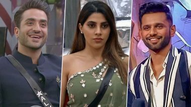 Bigg Boss 14: Aly Goni, Nikki Tamboli, Rahul Vaidya's Re-Entry - How BB 14 Has Been the Season of Filling Up the House!