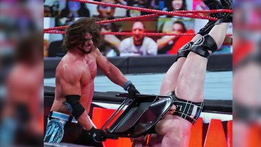 WWE Raw Dec 14, 2020 Results And Highlights: AJ Styles Defeats Sheamus Ahead of His World Title Match Against Drew McIntyre at TLC (View Pics)