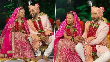Punit Pathak And Nidhi Moony Singh Tie The Knot In Lonavala! The Couple's Wedding Pictures And Videos Prove It Was One Dreamy Affair