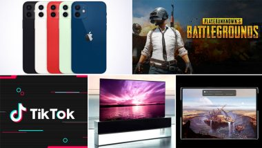 5 Big Tech Things in 2020: New Apple iPhone 12 Series, TikTok Ban, LG Signature OLED R, PUBG Ban, & Oppo X 2021 Rollable Concept Phone