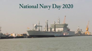 National Navy Day 2020 Date, Theme and History: Know Significance of the Day Observed to Honour Achievements of the Indian Navy
