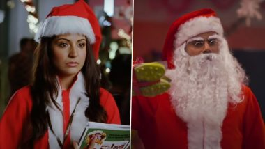 Christmas 2020: Times When Virat Kohli and Anushka Sharma Donned Santa Caps to Bring Cheer to Their Fans (View Pics & Videos)