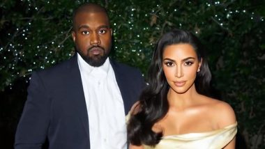 Kanye West and Kim Kardashian Agree on Divorce Terms of Having Joint Custody of Their Four Kids