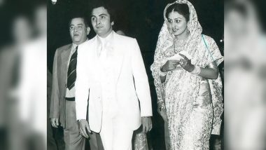 Neetu Kapoor Shares a Throwback Picture With Rishi Kapoor and Raj Kapoor on Father-in-Law's Birth Anniversary