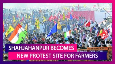Shahjahanpur Becomes New Protest Site For Farmers, Hanuman Beniwal, Former NDA Ally RLP Chief Joins Stir