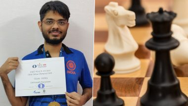 Indian Chess Team Receive Gold Medals Three Months After Online Chess Olympiad Success, Delivery Was Delayed Due to Customs Duty