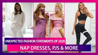 Year Ender 2020: Farewell to the Year When Nap Dresses, PJs & More Made Unexpected Fashion Statement