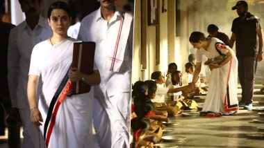 Thalaivi: Kangana Ranaut Gives Update on the Release Date of Jayalalithaa Biopic