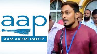 AAP's 26-Year Old Hanzel Fernandes Defeats Goa's Political Heavyweight