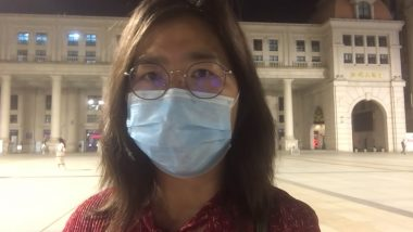 China Jails Citizen Journalist Zhang Zhan for 4 Years for Reporting on COVID-19 Outbreak in Wuhan