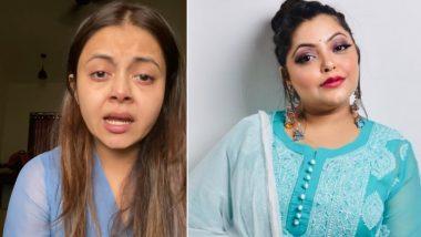 Divya Bhatnagar Passes Away: Devoleena Bhattacharjee Accuses Late Actress' Husband Gagan Gabru Of Domestic Violence (Watch Video)