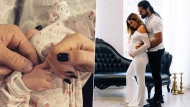 Becky Lynch, Seth Rollins Announce Birth Of First Child Roux, WWE Couple Share Adorable Photo