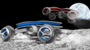 Wacky Space Races: Two Remote Control Cars Developed by High-School Kids to Compete in the First-Ever Race Across Lunar Surface in 2021