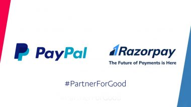 Razorpay Collaborates With PayPal to Enable International Payments for Indian MSMEs & Freelancers
