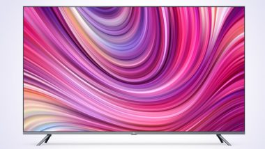 Xiaomi Mi QLED TV 4K 55-inch Launched in India at Rs 54,999; Check Features, Variants & Specifications