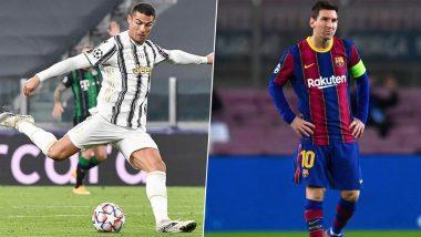 Cristiano Ronaldo vs Lionel Messi Could Happen if Barcelona Announces Argentine's Contract Before Joan Gamper Trophy 2021 Finals