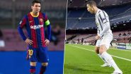 Cristiano Ronaldo Equalises With Lionel Messi! Star Footballers Have Now Netted 29 League Goals Each This Season