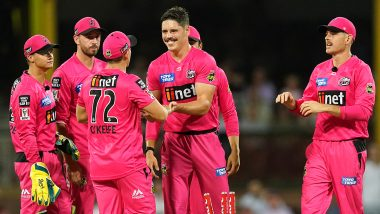 Brisbane Heat vs Sydney Sixers, BBL 2020–21 Live Cricket Streaming: Watch Free Telecast of Big Bash League 10 on Sony Sports and SonyLiv Online