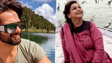 Shahid Kapoor Wishes Mother Neelima Azeem on Her 62nd Birthday With A Picturesque Post