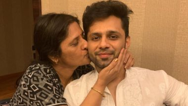 Bigg Boss 14: Rahul Vaidya's Mother Geeta Lashes Out At Rubina Dilaik and Abhinav Shukla, Says Their Plans To Malign Her Son Have Failed