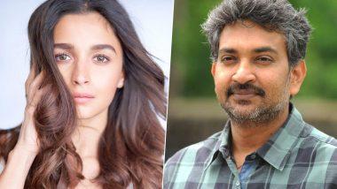 RRR: Alia Bhatt Begins Shooting For SS Rajamouli's Magnum Opus!