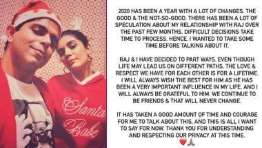 Mann Kee Awaaz Pratigya Actress Pooja Gor Confirms Split With Raj Singh Arora In A Frank and Honest Post (View Post)