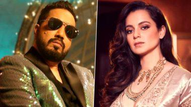 Mika Singh Takes a Dig at Kangana Ranaut Again, Calls Hrithik Roshan, Karan Johar Her Soft Targets (View Tweets)