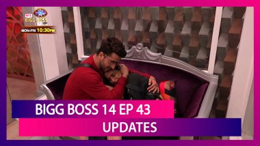 Bigg Boss 14 Episode 43 Updates | Dec 01 2020: Aly Goni And Jasmin Bhasin Face A Tough Choice