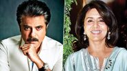 Jug Jugg Jeeyo: Anil Kapoor Back in Town As Crew Members Test COVID Positive, Neetu Kapoor to Fly Back to Mumbai via Air Ambulance?