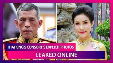 Thai King's Consort Sineenat Wongvajirapakdi's Explicit Photos Leaked Online