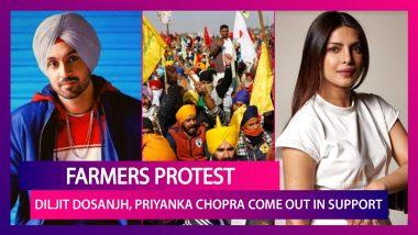 Farmers' Protest: Diljit Dosanjh, Priyanka Chopra, Chitrangda Singh And Others Voice Support