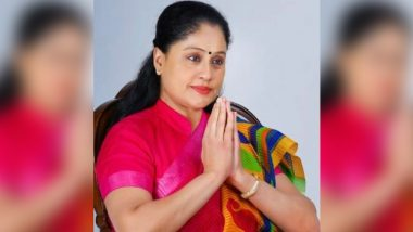 Vijayashanthi Resigns From Congress, to Join BJP Tomorrow