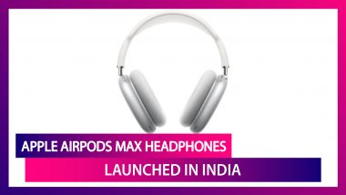 Apple AirPods Max Headphones Launched in India; Check Prices, Features, Variants & Specifications