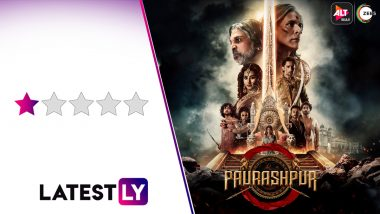 Paurashpur Review: Milind Soman and Shilpa Shinde's Erotic Web-Series Dons Feminism to Serve Semi-Naked Bodies and Boring Sex Scenes (LatestLY Exclusive)