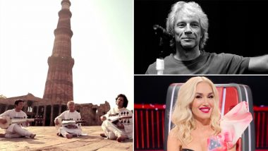 Ustad Amjad Ali Khan and Sons to Join Bon Jovi, Gwen Stefani for Virtual Charity Concert