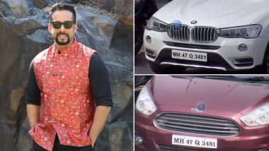 Indian Actor Salil Acharya BMW's 'Same' Number Plate Registered On Total Three Cars? These Images Leave Twitterati Confused