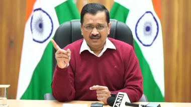 Arvind Kejriwal Lashes Out at BJP Over Red Fort Incident, Says 'Our Farmers Can Be Anything But Anti-Nationals' (Watch Video)
