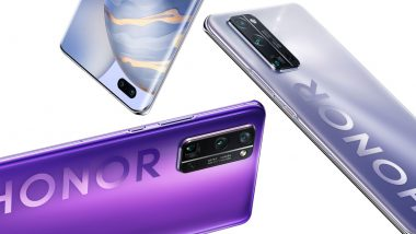 Honor V40 Smartphone To Get 66W Fast Charging Support: Report