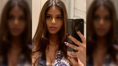 Suhana Khan Looks Gorgeous In Her Latest Mirror Selfie And Mommy Gauri Khan's BFFs Are All Hearts For It