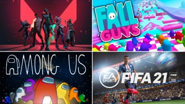 Google Year in Search 2020: Among Us, Valorant, Fall Guys, Genshin Impact & FIFA 21 Among the Top Five Games