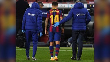 Philippe Coutinho Injury Update: Barcelona Midfielder Set To Undergo Knee Surgery, Likely To Miss Several Months of Action