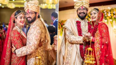 Sachet Tandon and Parampara Thakur of 'Bekhayali' Fame Tie the Knot - Check Out their Happy Picture
